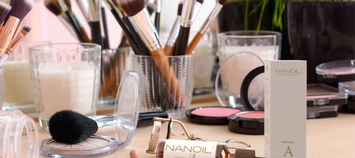 Nanoil najlepsze serum do twarzy z retinolem